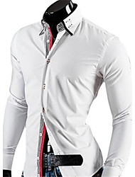 Men's Casual Long Sleeve Shirts