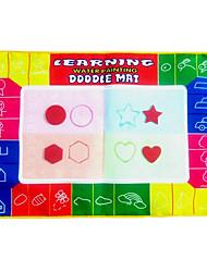 29 * 19 * Aquadoodle colorido mágico de 1 cm para niños con 2 bolígrafos novedad juega educativos (2 bolígrafos)