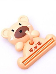 Cartoon Bear Multipurpose Toothpaste Squeezer Devices