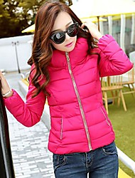 Women's Fashion Down Jacket With light Outerwear
