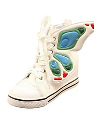 Zapatos de baile ( Negro/Blanco ) - Hip-Hop/Dance Sneakers - No Personalizable - Tacón bajo
