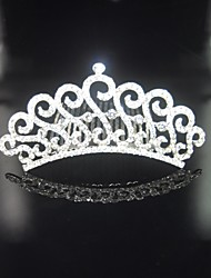Women's Rhinestone Marry Tiara