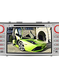 8Inch 2 DIN In-Dash Car DVD Player for Toyota Camry 2007-2011 with GPS,BT,IPOD,RDS,FM,DVB-T,Touch Screen