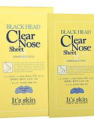It's Skin Black Head Clear Nose Sheet  1box 7pcs