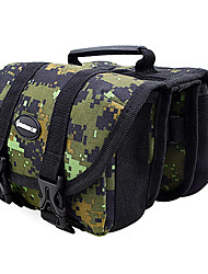 INBIKE Camouflage 600D Water-proof Frame Bag