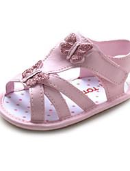 Chaussures filles réconfortent sandales à talons plats chaussures plus de couleurs disponibles