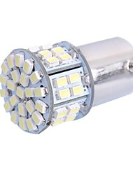 1156 / BA15S  5W 300LM 50×3020 SMD White LED for Car Steering Light / Backup / Brake Light (DC12V, 1Pcs)