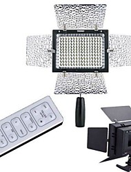 Yongnuo YN-160II 160 LED Light Video Studio Light with Condenser Mic + Luminance Remote Control