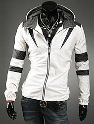Men's Long Sleeve Jacket , Others Casual/Work/Sport
