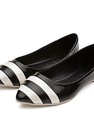 женская обувь острым носом плоским пятки ботинок квартир больше цветов