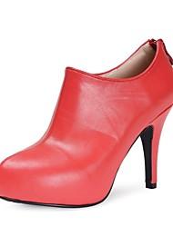 scarpe da donna punta a punta pattini della piattaforma tacco a spillo più colori disponibili