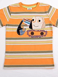 Boy's Cotton Tee , Summer Short Sleeve