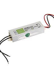 0.83A 10W DC 12V auf AC 90-250 V wasserdicht Eisen elektronische LED-Treiber