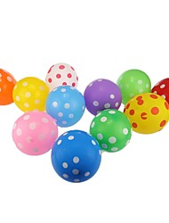 Wave Point The  Balloons--Set of 24(Mix Color)