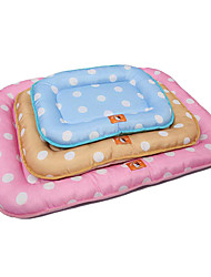 Cool Moistureproof Dot Print Cushion For Pets Dogs