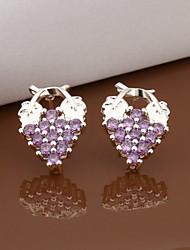 Vilin Women's Grape Earrings
