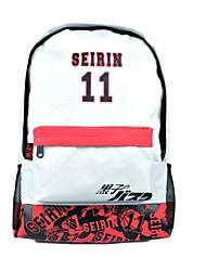 le basket-ball qui joue Kuroko Tetsuya Kuroko SEIRIN no.11 cosplay cartable