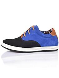 dazhongjie ® chaussures pour hommes rassurent sieste chaussures plates talon Fshion en cuir baskets plus de couleur disponible