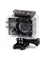 SJ5000 Sports Action Camera 4608 x 3456 WiFi / Waterproof / Anti-Shock 2 CMOS 32 GB H.264 30 M Universal
