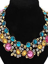 beishiqi Damenmode Temperament Eleganz antiker Schatz Halsketten