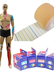 DL Kintape 5cm x 5m Kinesiology Physio Therapy Taping For Sports Protection and Sports Injury + Pain Relief