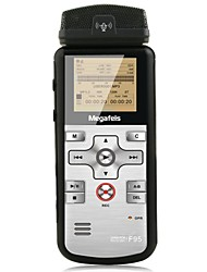 Megafeis® F95 8GB Professional Digital Voice Recorder PCM MP3 G.729.A/Dual Core DSP/AGC/Time Stamp