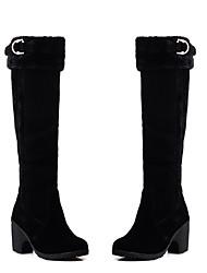 Lobo Nappies Fashion Knight Boots