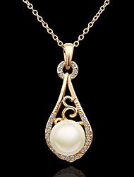 Aida Elegant Pearl Necklace_16
