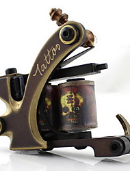 Brass Wire-cutting High Quality Engraving Tattoo Machine of Shader