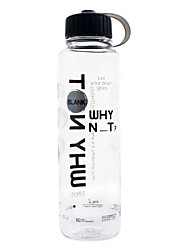 Bros ™ Ar Livre Grande Esporte Plastic Tea Coffe Água Bottle1000ml