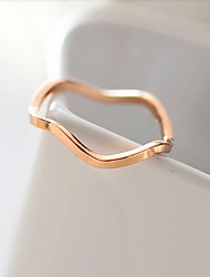 Couples' Alloy Ring