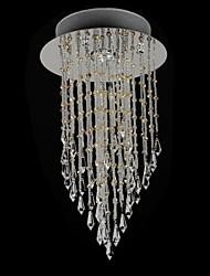 50w 1 Light Classic Mini-Kristall-Kronleuchter