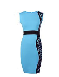 VERYM Women's Slim Sleeveless Dresses