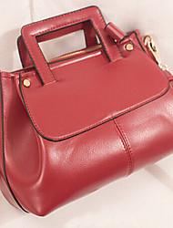 elegante bolsa coreana blkl (vermelho)