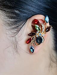 Fashion Luxurious Stone Set Ear Cuffs