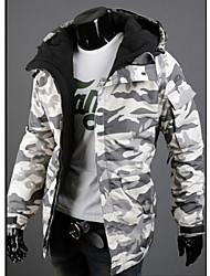 HIEND Men's Hoodie Fashion Coat