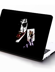 The Joker Pattern Full-Body Protective Plastic Case for 11-inch/13-inch New MacBook Air
