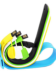 Aphty ™ Rebote de silicona pulsera USB Flash Drive 2GB