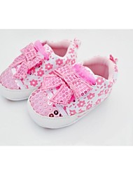 Baby Shoes Party & Sera Paillettes Sneakers alla moda Rosa
