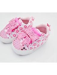 Chaussures bébé Soirée & Cérémonie Paillette Sneakers Tendance Rose