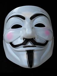 голо Хэллоуин танцы износа маска