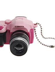 Mini Digital Camera Pattern Keychain Toys
