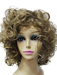 Black Wig Wig for Women Curly Costume Wig Cosplay Wigs