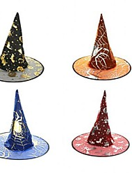 Coway Halloween Activities Ghosts and Witches Hat(Random Color)