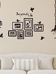 pegatinas de pared Tatuajes de pared, lámpara de araña modernas las fotos de la pared de pvc pegatinas de pared