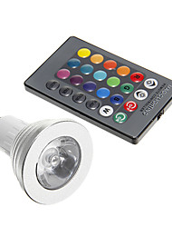 sanan GU10 4 W 1 150 LM RGB/Color-Changing Decorative Spot Lights AC 85-265 V