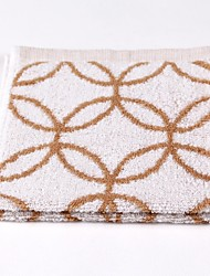 thouse®copper toalla de mano 100% jacquard 34cm * 34cm cottonl