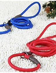 lureme corda de tração para animais de estimação cães (cor aleatória)