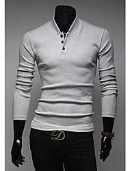 Informeel/Zakelijk MEN - Topjes en bloesjes ( Katoen