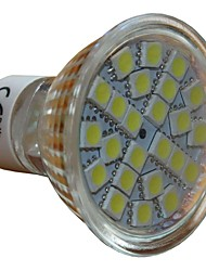 GU10 3 W 24 SMD 5050 330 LM Cool White Spot Lights AC 220-240 V